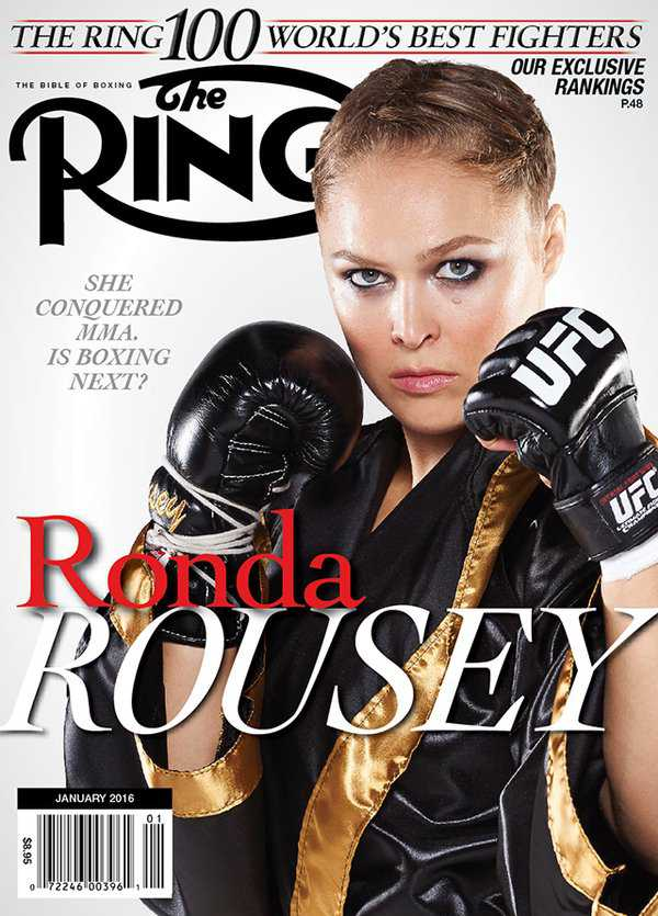 Rousey-Ring