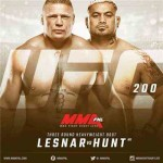 Lesnar-Hunt